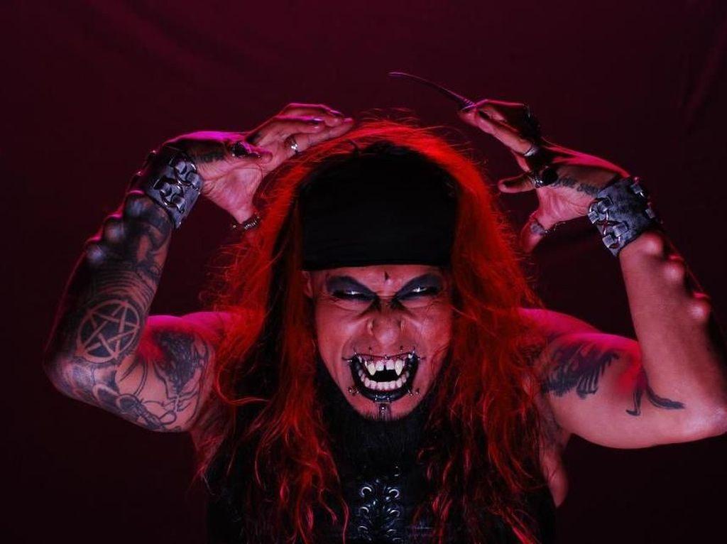 Modifikasi Tubuh Ekstrem Caim Mortis The Devil Man of Colombia