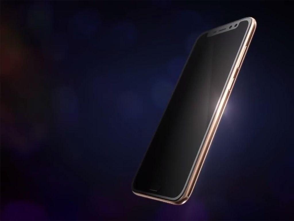 iLA X, Ponsel yang Maksa Banget Jiplak iPhone X