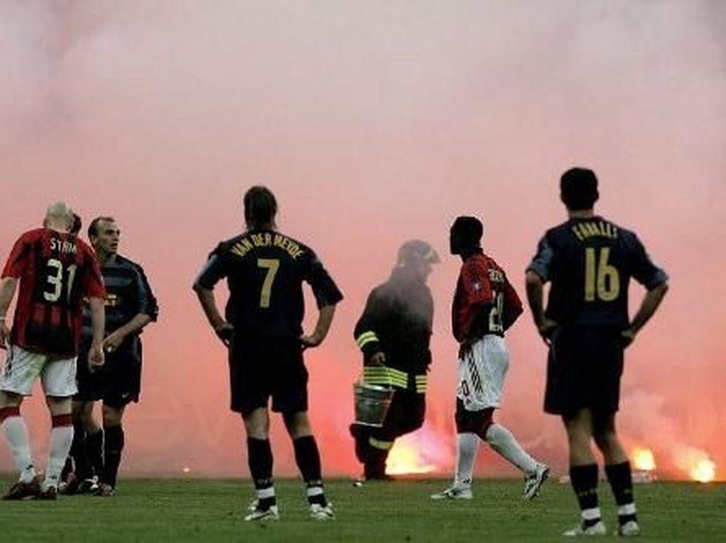 Derby Milan: San Siro yang Membara Malam Itu