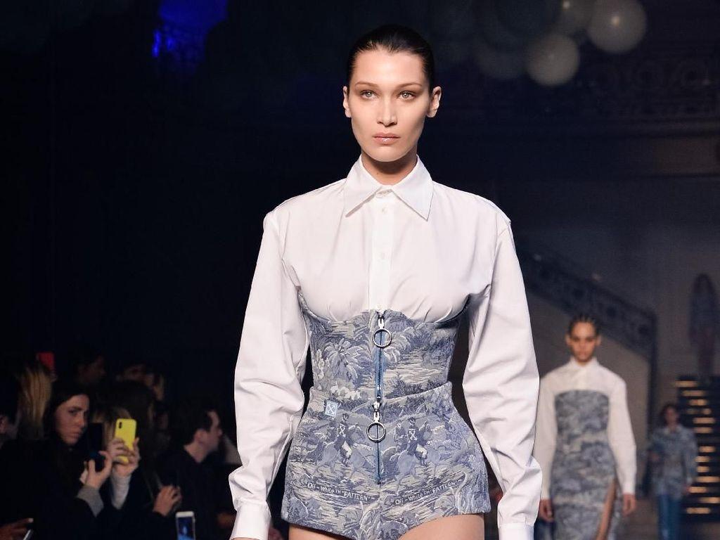 Kalau Tidak Jadi Model, Bella Hadid Mungkin Pilih Profesi Menantang Ini