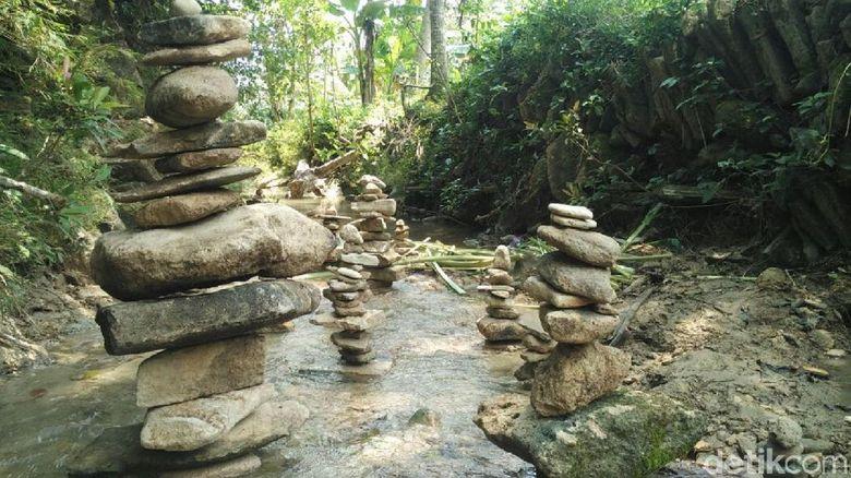 Ada Batu Bersusun di Sedayu Bantul