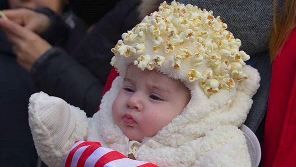 Foto: Bayi-bayi Popcorn yang Dijamin Bikin Kita Gemas