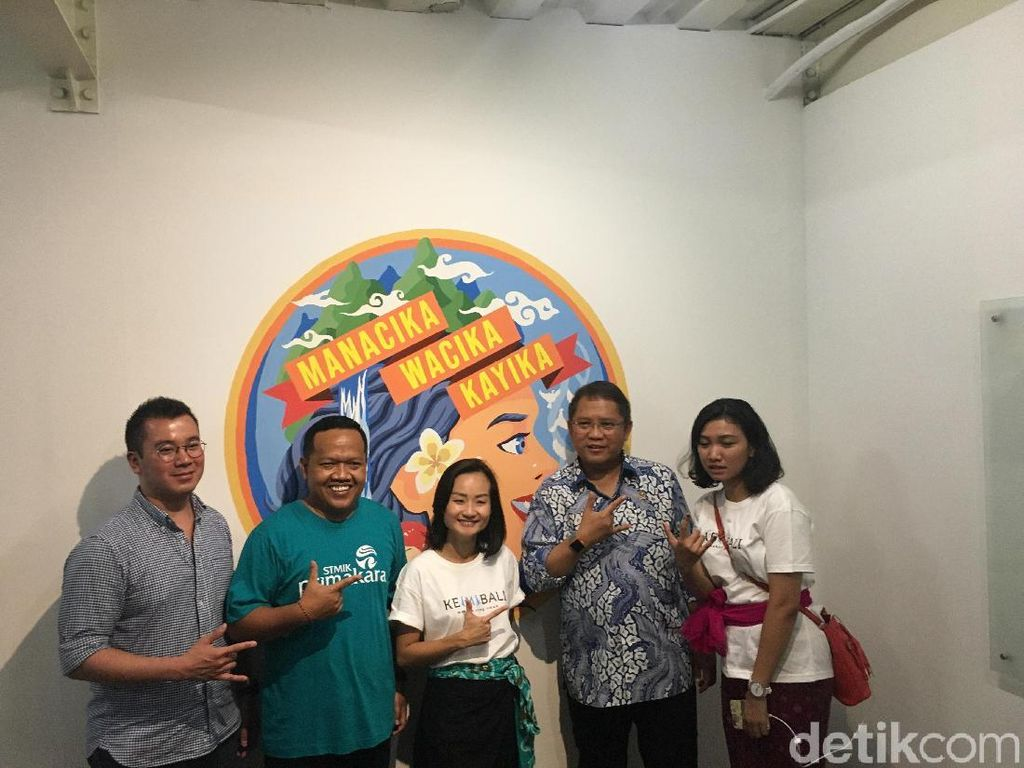 Tak Cuma Pariwisata, Bali Punya Potensi Startup Digital