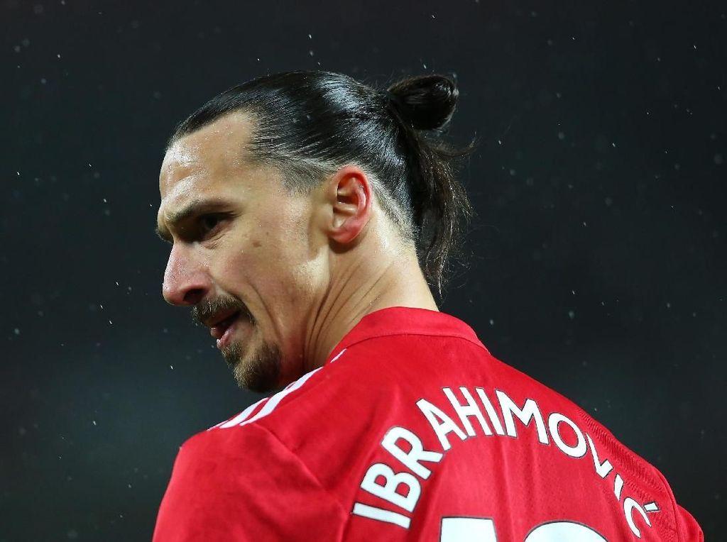 Demi Selamatkan MU, Mourinho Ingin Pulangkan Ibrahimovic?