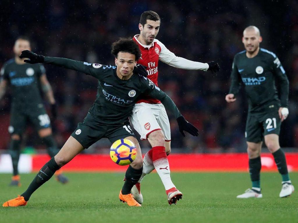 Berat Startmu, Arsenal