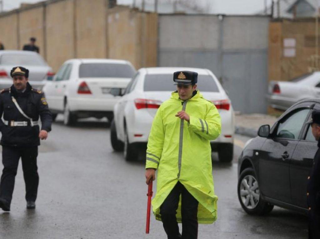 Foto: Pusat Rehabilitasi Narkoba Azerbaijan Terbakar, 24 Orang Tewas