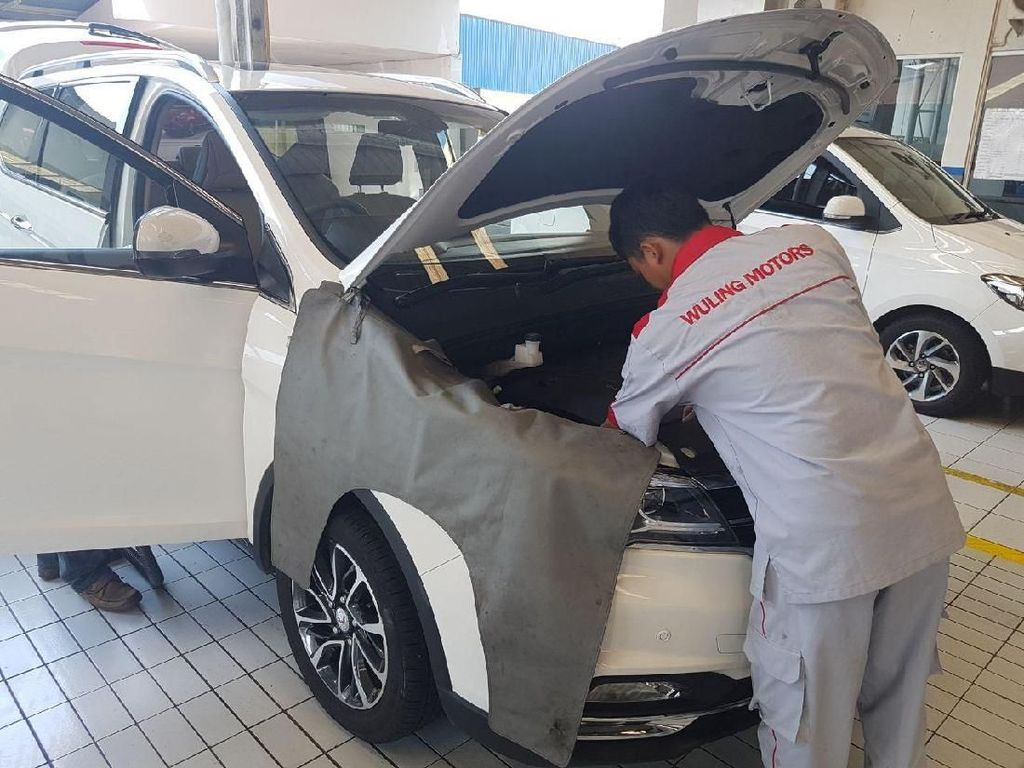 Sampai Kapan Spare Part Mobil Wuling Dijual Murah?