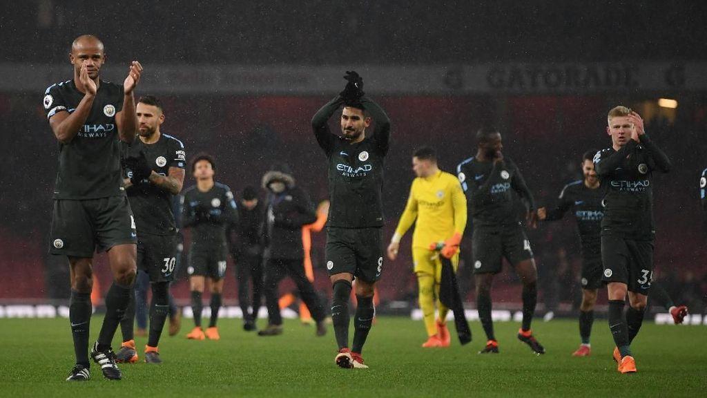 Foto: Rekor-rekor Premier League yang Kini Dikejar City
