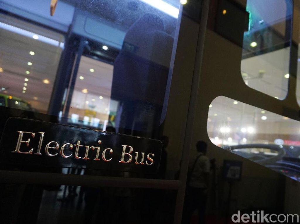 Perusahaan Mongolia Bangun Pabrik Perakitan Bus Listrik di Surabaya