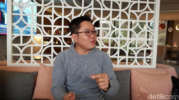 David Soong, Fotografer sekaligus CEO SweetEscapes.