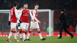 Arsenal Gagal Balas Dendam ke City