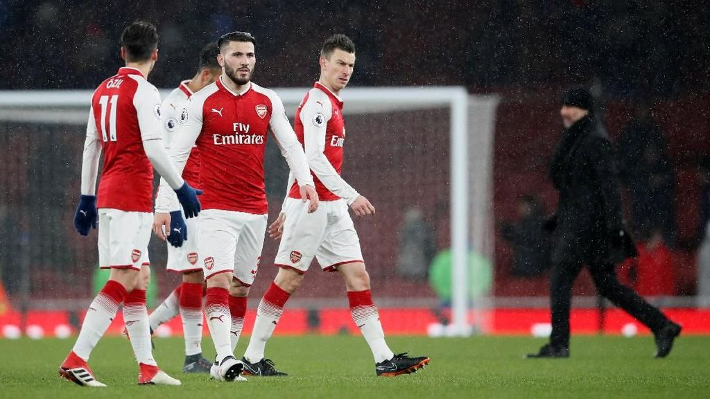 Arsenal Gagal Balas Dendam ke City