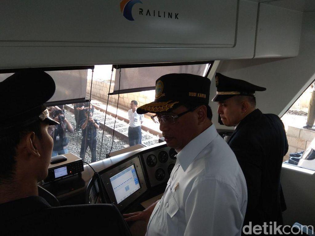KNKT Turun Tangan Investigasi Penyebab Kereta Bandara Mati