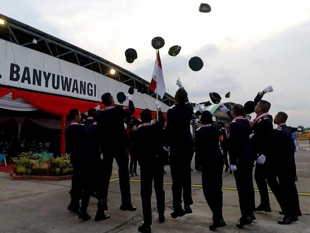 Lulusan Pilot Banyuwangi Tak Kalah Saing dengan Asing
