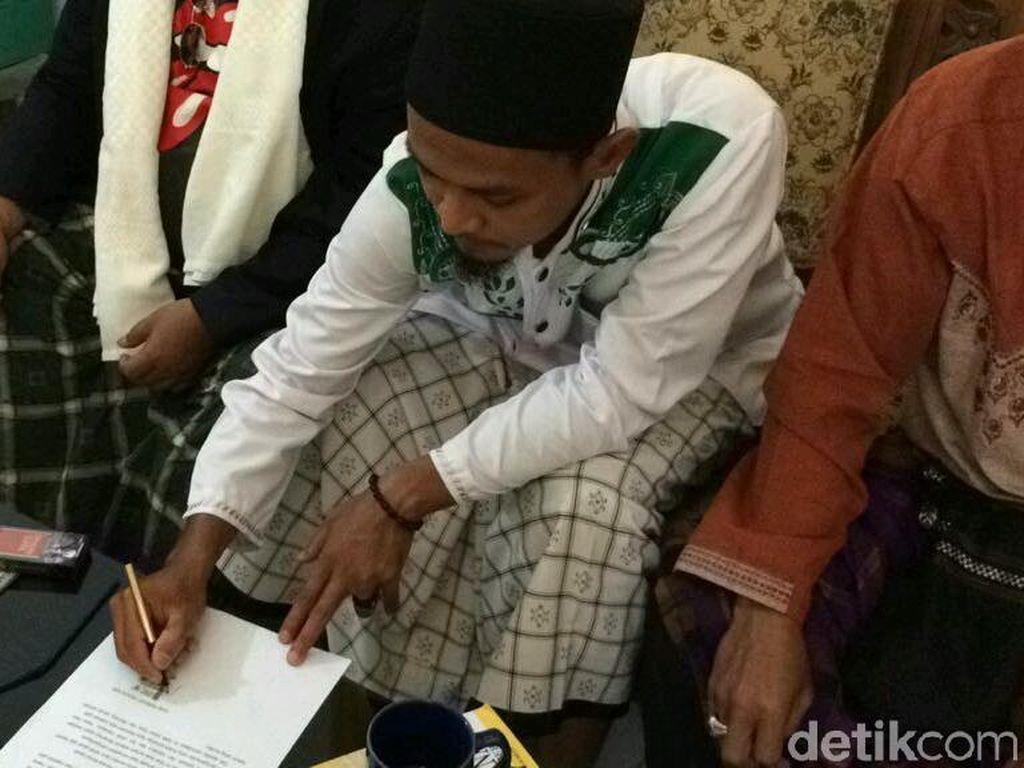 Sosok Guru Ngaji di Ciamis yang Mengaku Dianiaya Makhluk Gaib