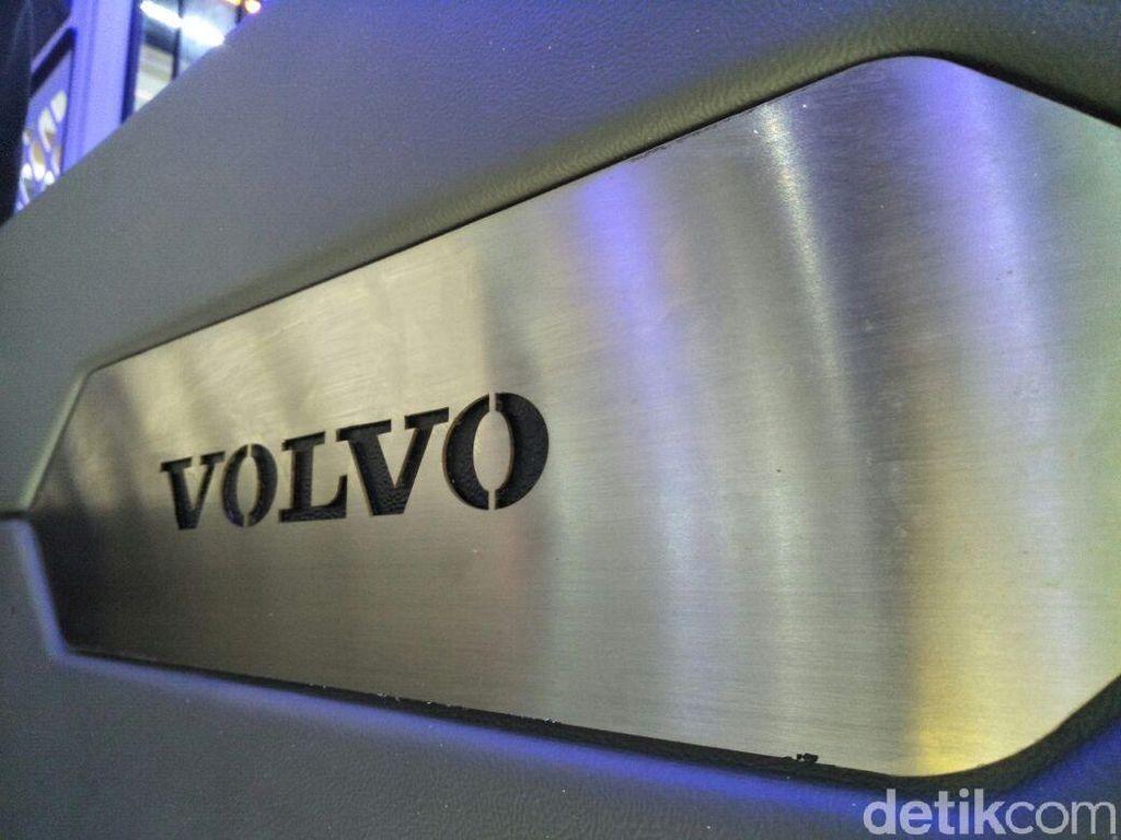 Volvo Tak Lagi Bikin Mobil di Atas Kecepatan 180 Km/Jam