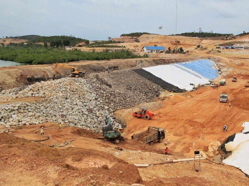 Pemerintah Gandeng Swasta Bangun Bendungan di Kalimantan Tengah