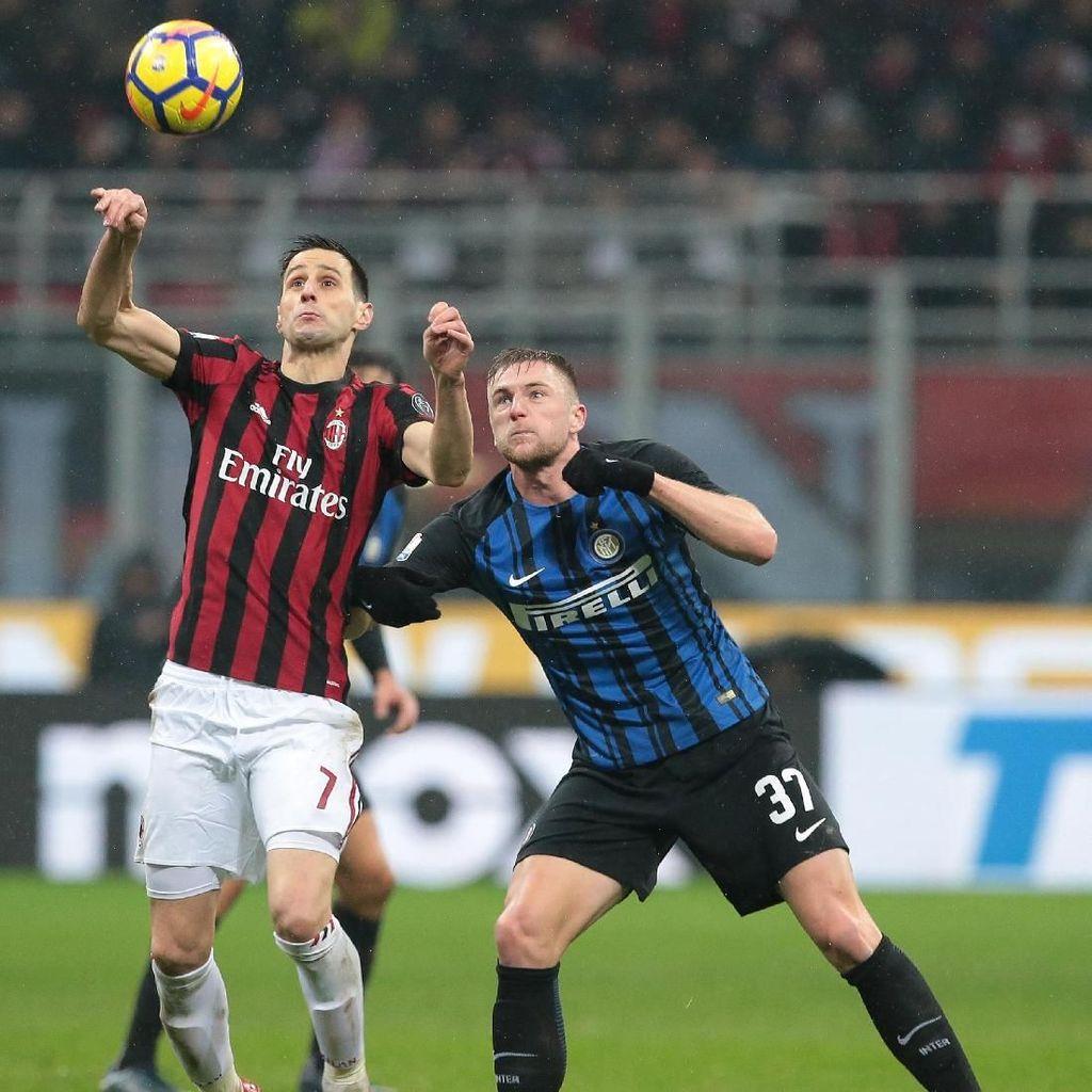 Sempat Tertunda, Derby Milan Akan Digelar 4 April