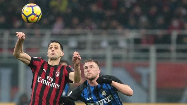 Tekad Inter Hentikan Laju Positif Milan