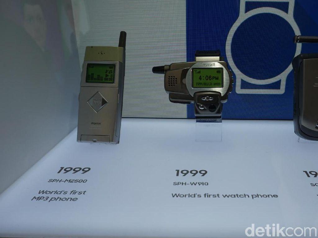 Deretan Ponsel Samsung dari Zaman Culun Sampai Kekinian