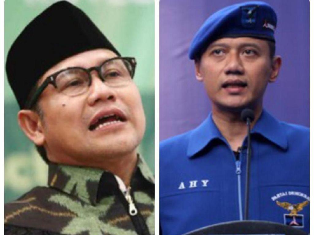Akankah Cak Imin-AHY Jadi Penantang Jokowi di Ring Tinju 2019?