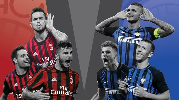 Saatnya Derby Milan Jilid Kedua