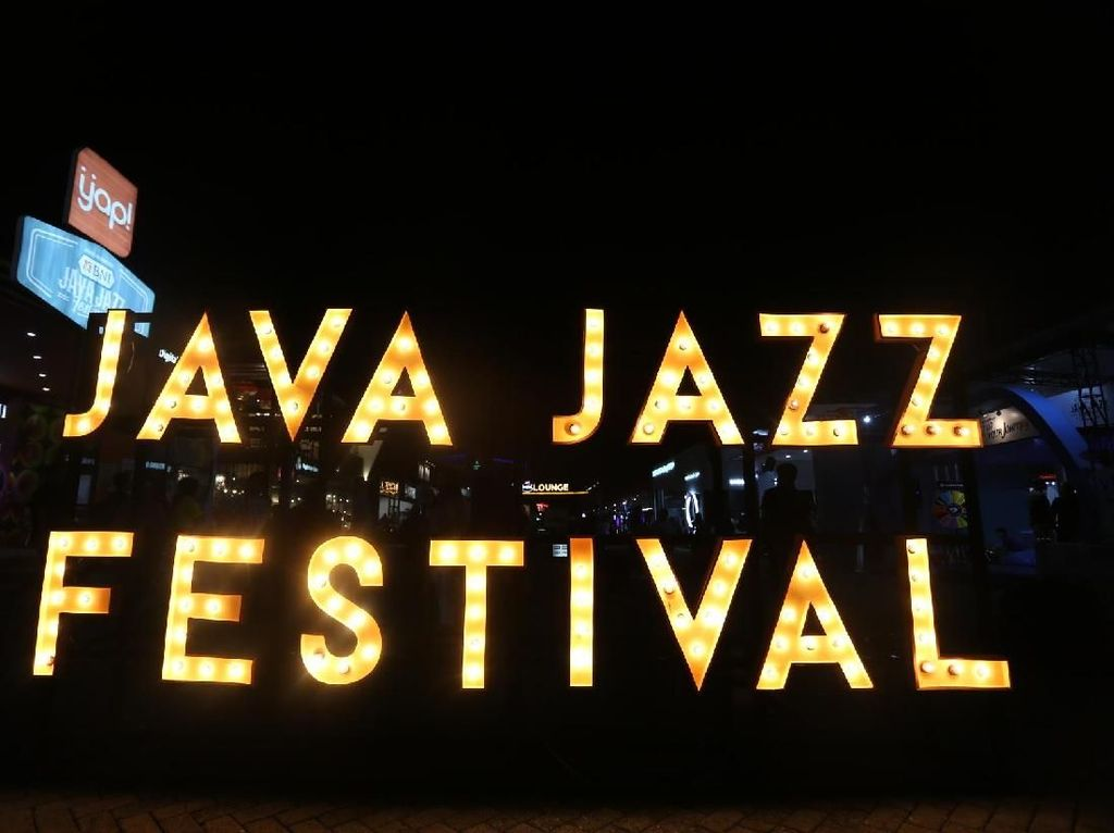 Yang Jangan Terlewatkan di BNI Java Jazz 2019 Hari Kedua