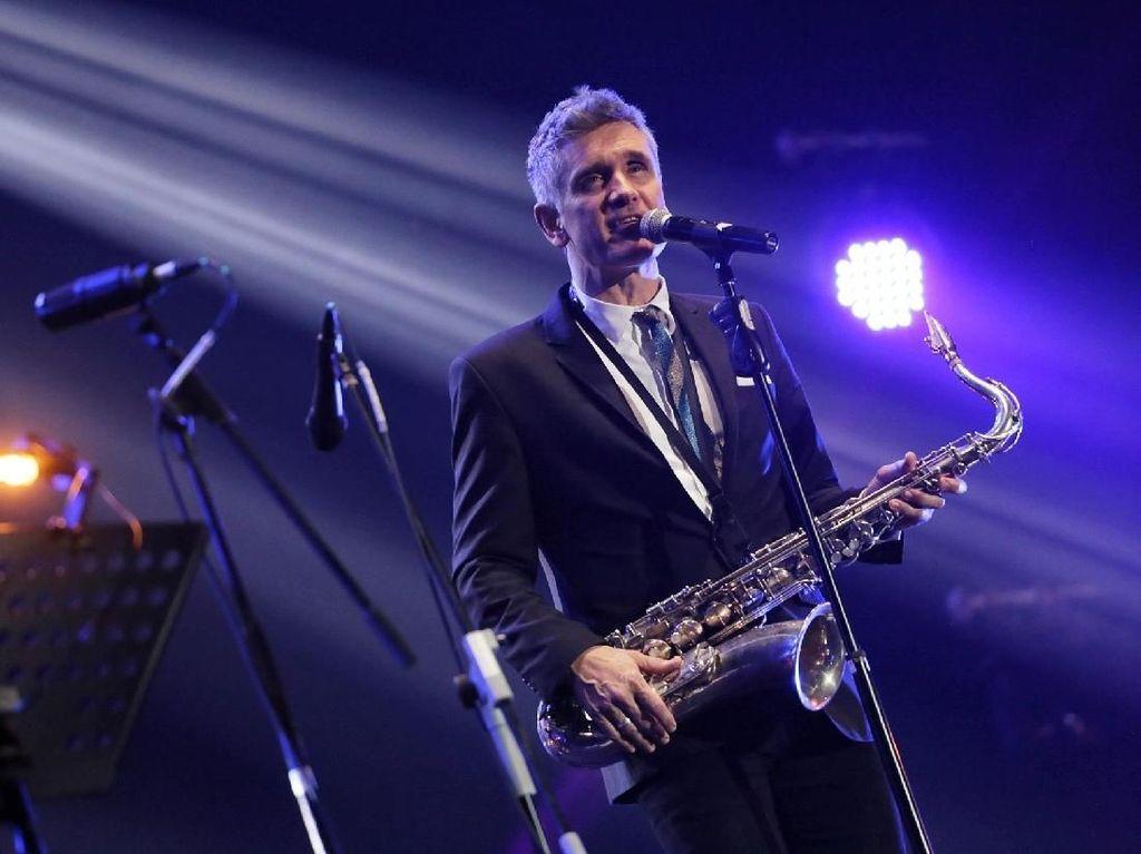 Santai Bersama Danish Radio Big Band with Curtis Stringers