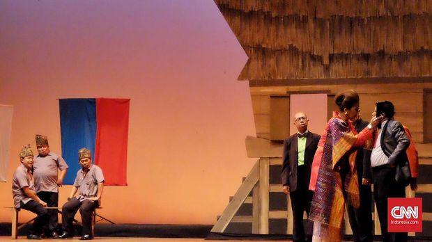 'Preman Parlente' menonjolkan budaya Batak.
