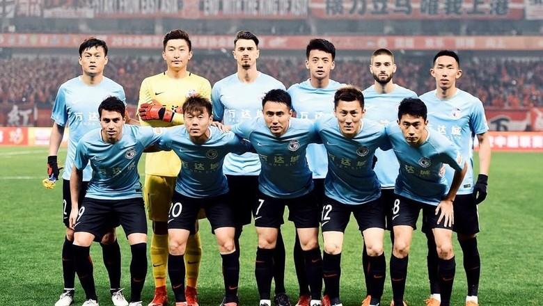Fonte, Carrasco, dan Gaitan Jadi Starter, Dalian Yifang Dilumat Shanghai SIPG 0-8