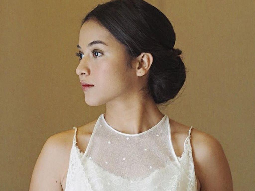 Putri Marino, Si Cantik yang Bikin Hati Para Netizen Remuk