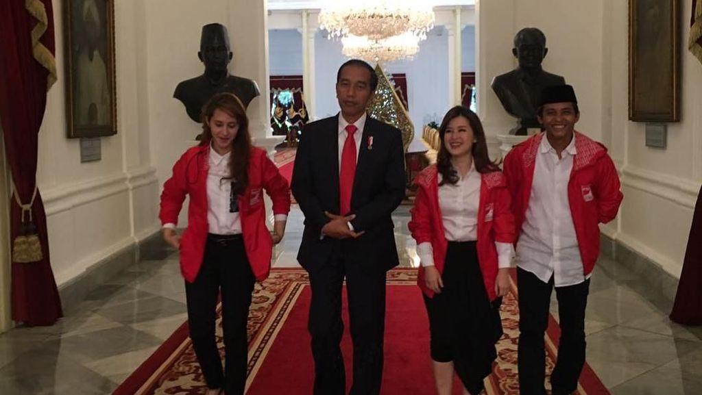 Buntut Panjang Pertemuan PSI dan Jokowi yang Seret Prabowo