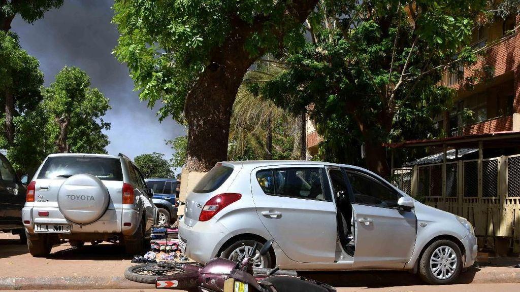 Serangan di Burkina Faso Tewaskan Puluhan Orang, Begini Penampakannya
