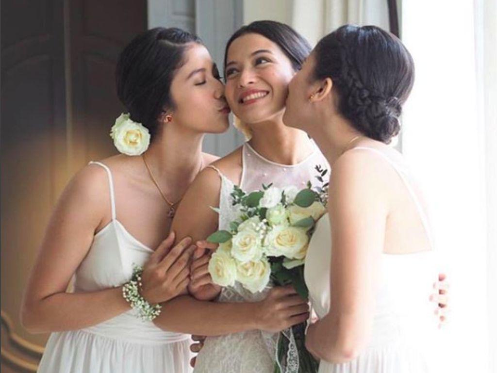 Tips Cantik dengan Makeup Tipis di Hari Pernikahan Seperti Putri Marino