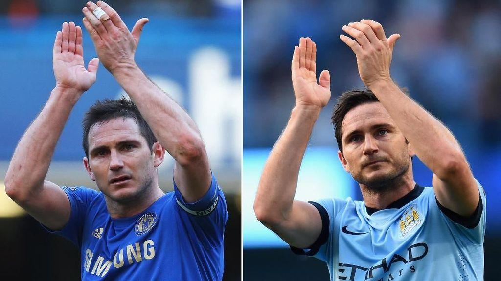 Bintang-Bintang yang Pernah Berseragam City dan Chelsea