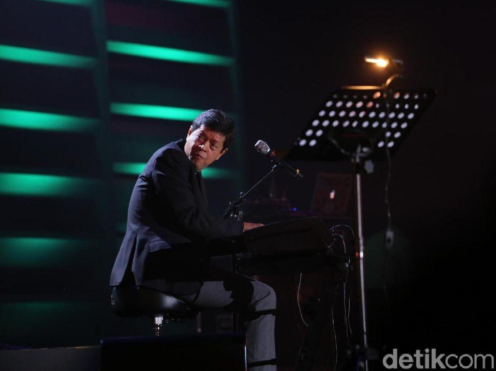 Candra Darusman Gelar Konser Bersama Andien hingga Glenn Fredly