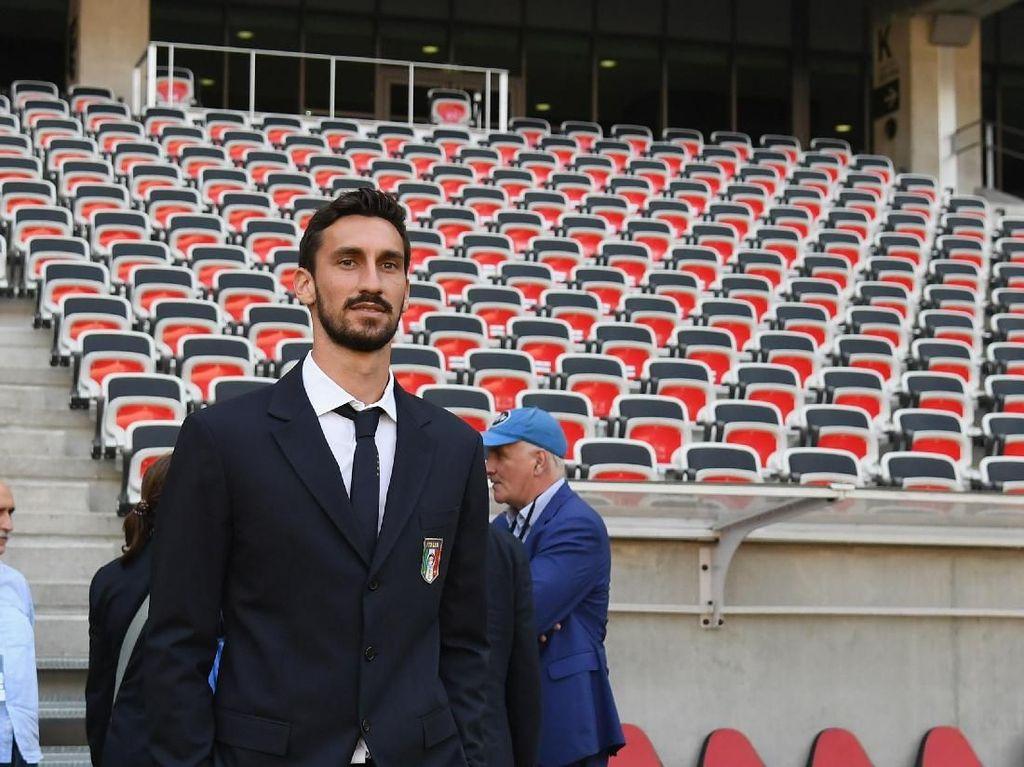 Kecurigaan Fiorentina Saat Astori Tak Muncul di Tempat Sarapan Tim
