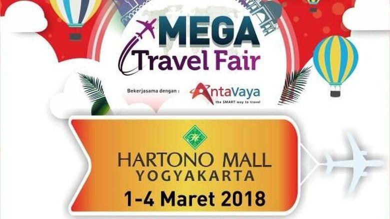 Mega Travel Fair Yogyakarta 2018 (Bank Mega)