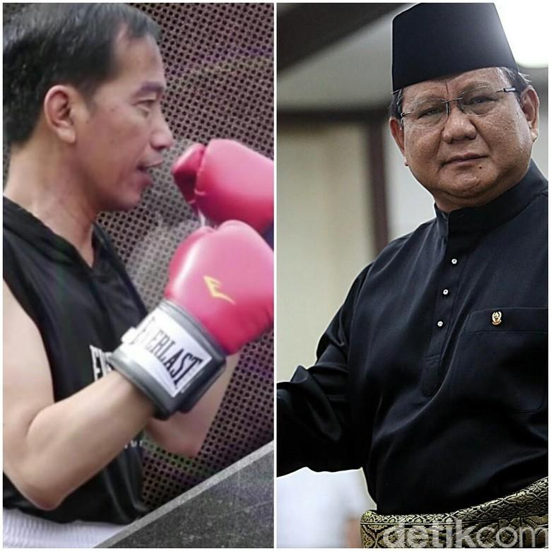 Bocoran-bocoran Timses Jokowi-Maruf dan Prabowo-Sandiaga