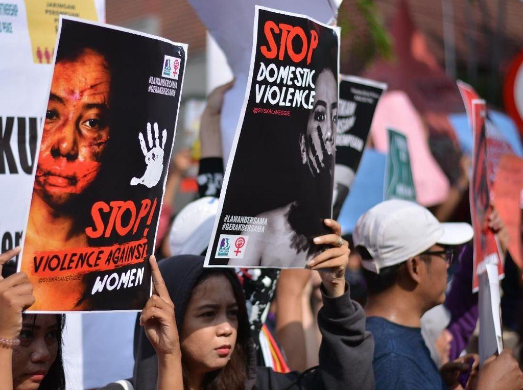 Womens March, Bentuk Kepedulian Terhadap Diskriminasi Perempuan