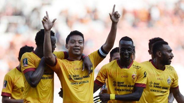 Ilustrasi Sriwijaya FC.