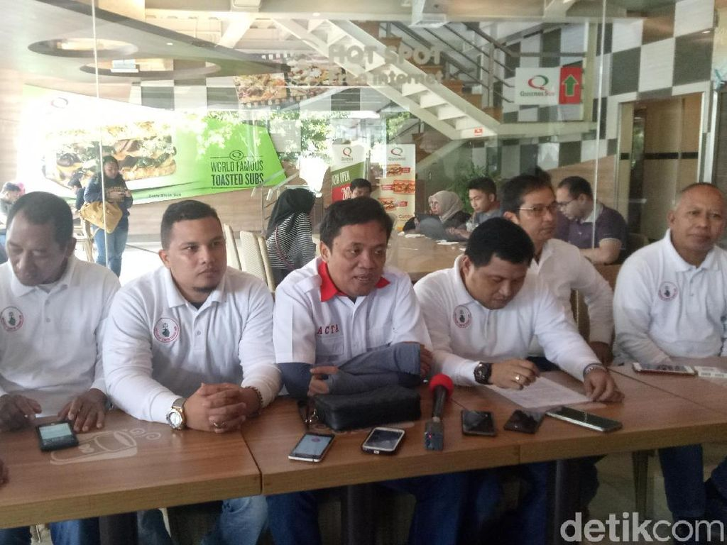 PDIP Ungkit Prabowo Bertemu Jokowi, ACTA: Itu Keperluan Bangsa