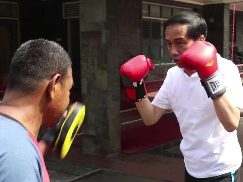 Siapa yang Hendak Ditinju Jokowi di 2019?