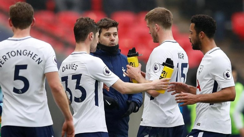 Tottenham Belum Move On dari Kegagalan di Piala FA