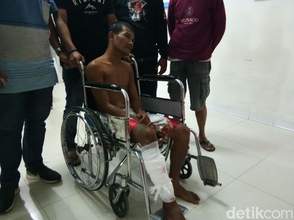 Buruh Bangunan DPO Jambret di Makassar Dibekuk Polisi