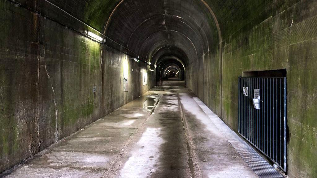 Penampakan Bunker Nazi Eks Perang Dunia 2 Ini Bikin Merinding