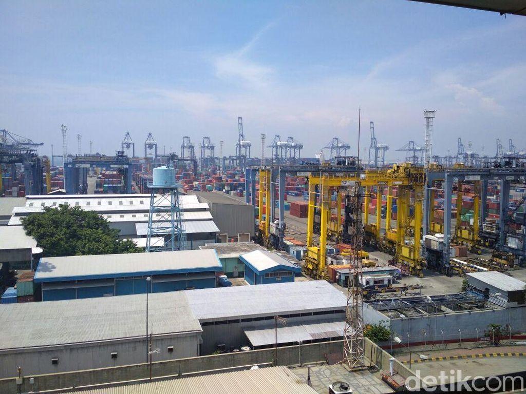 Polisi Berantas Pungli di Pelabuhan Tanjung Priok, Ini Respons JICT