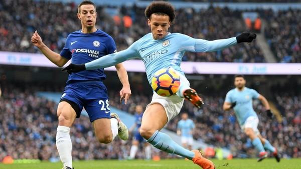 City vs Chelsea Masih Tanpa Gol