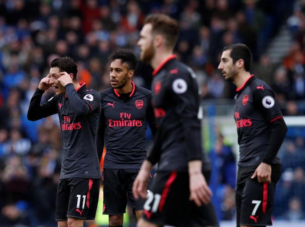 Menantang Arsenal Tak Kalah Lagi di Sisa Musim dan Menangi Liga Europa