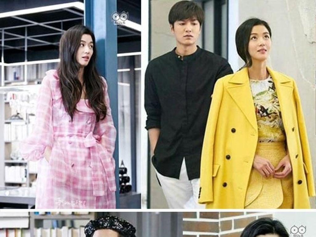 Foto: 10 Cara Tampil Seperti Orang Kaya Ala Drama Korea